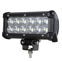 6.5 inch Mini 36W LED Light Bar 12V Motorcycle/Car LED Offroad  Daytime Running Lights Truck Tractor Warning Work Light SM-931