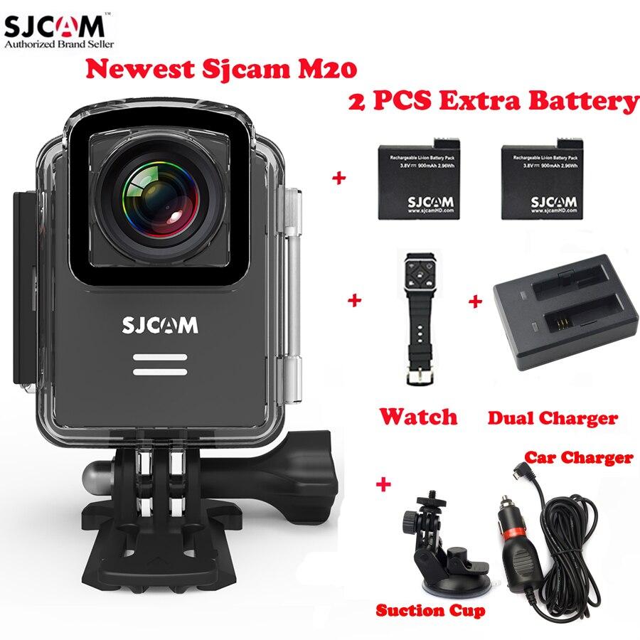 Original SJCAM M20 Wifi 30M Waterproof Sports Action font b Camera b font Sj Cam DV