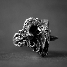 Demon Sorath Skull Ring