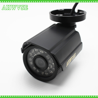 High Resolution AHD Camera HD 1080P 4MP 5MP Surveillance Outdoor Indoor Infrared Security Camera System With