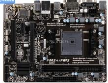 Free shipping 100% original 100% new motherboard for Gigabyte GA-F2A68HM-DS2 FM2+ DDR3 Integrated graphics Desktop mainborad