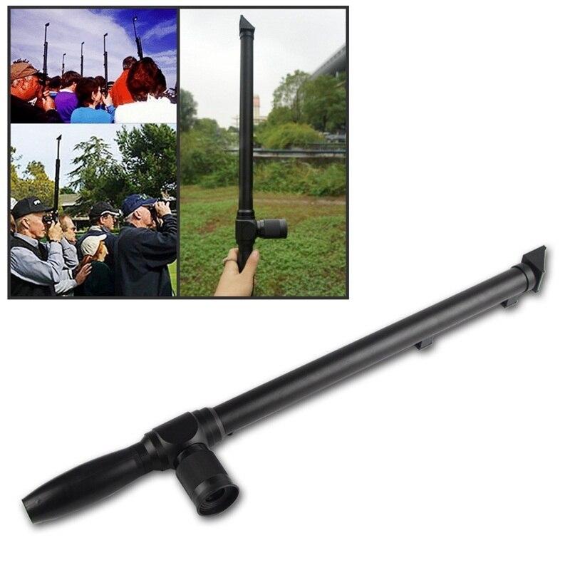 Tactical Periscópio 5X Sportscope altura ajustável Rifle Scope para Airsoft Caça Tiro RL6-0013