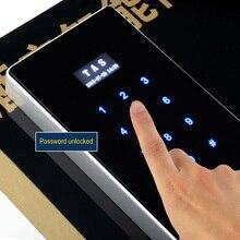 Electronic Password Keypad Card Door Lock