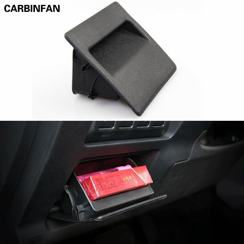 armrest storage box tray holder fuse coin box bin for subaru xv forester  2013-2017