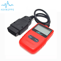 Aganippe VC309 Auto Diagnostic Scanner Tool OBD2 For Asian European Car EOBD Code Reader For Diagnostic Car Support 9 Protocols