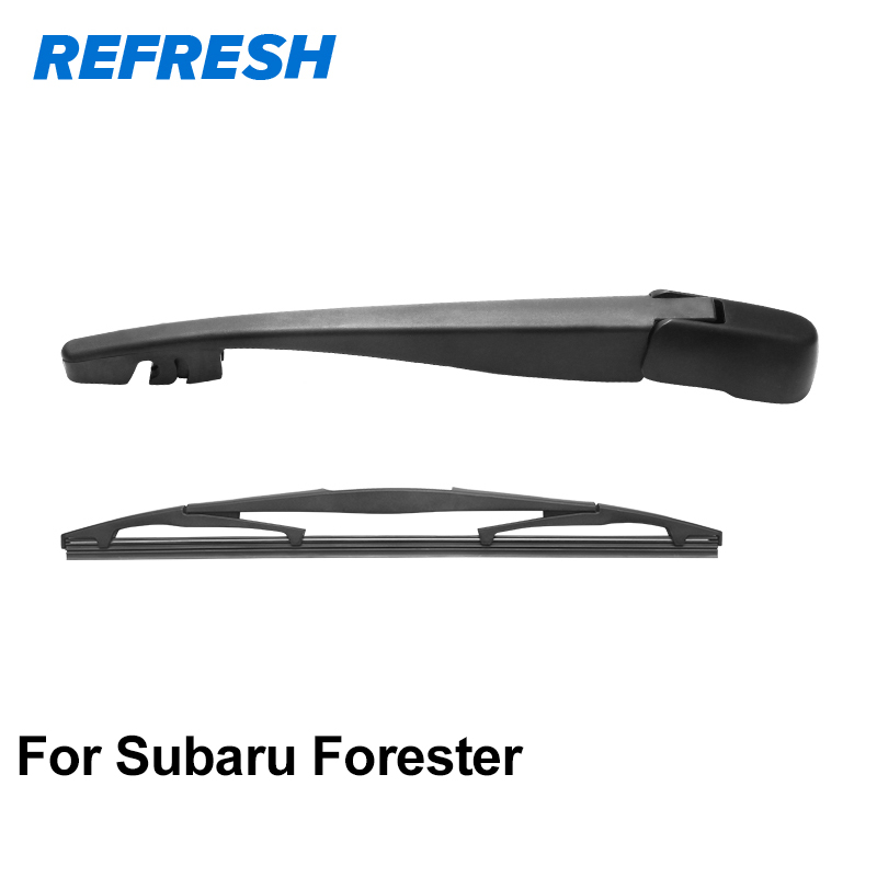 REFRESH Rear Wiper Arm & Rear Wiper Blade For Subaru Forester SG SH SJ 2002 - 2018