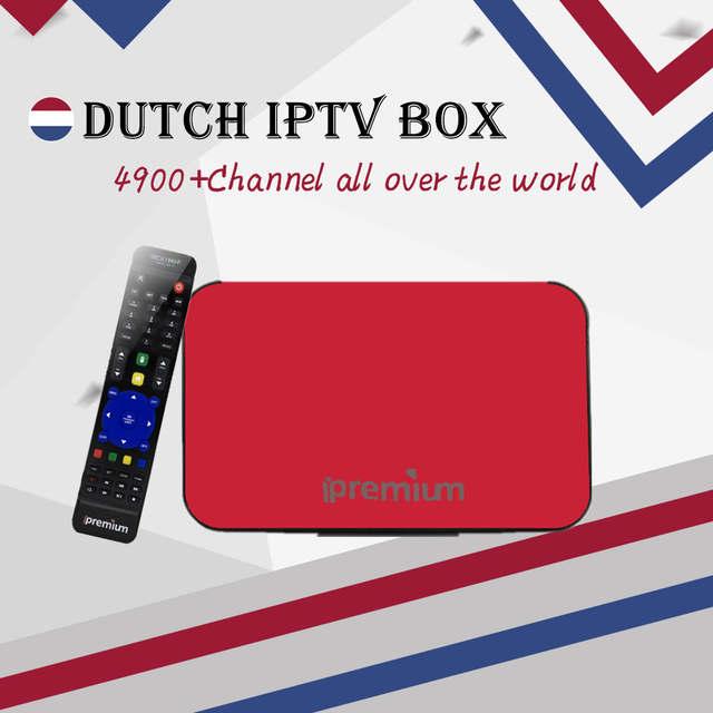 European IPTV Box AVOV TVonline Ipremium tv box Arabic French Italian Dutch  Israel smart tv box more than 4700+channels iptv box