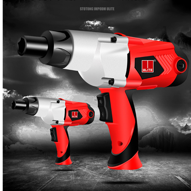 1100W Electric Impact Wrench 300 500Nm Max Torque Car Socket Household Professional Wrench Changing Tire Tools