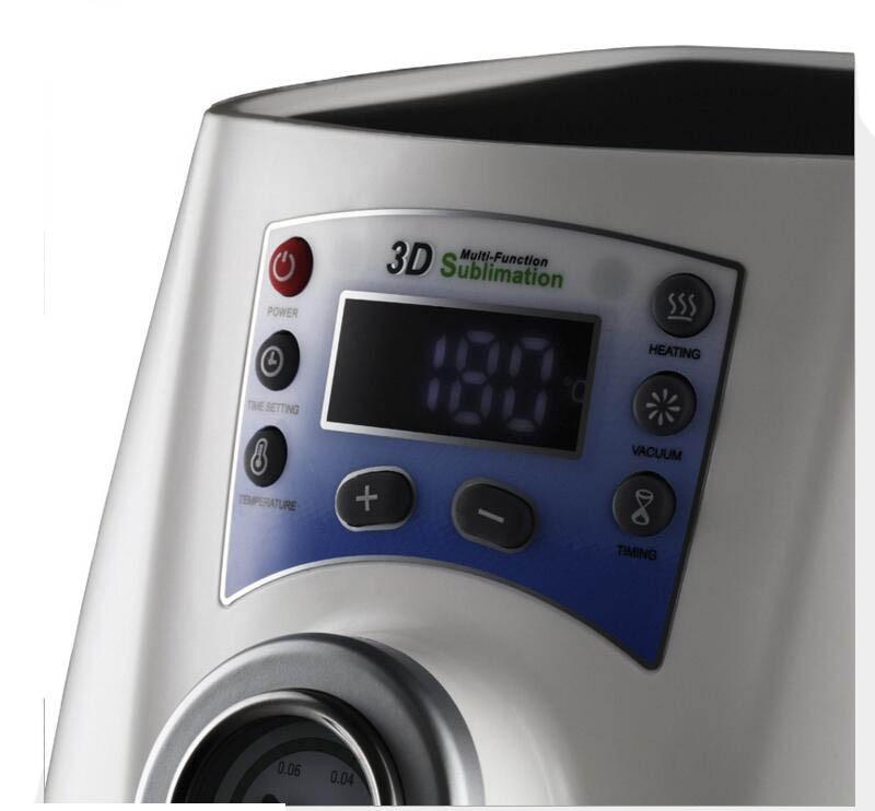 3D Sublimatie Machine Vacuüm Mok Warmte Persmachine Phone Case Printing Machine Mini Vacuüm Overdracht Machine ST 1520 - 3