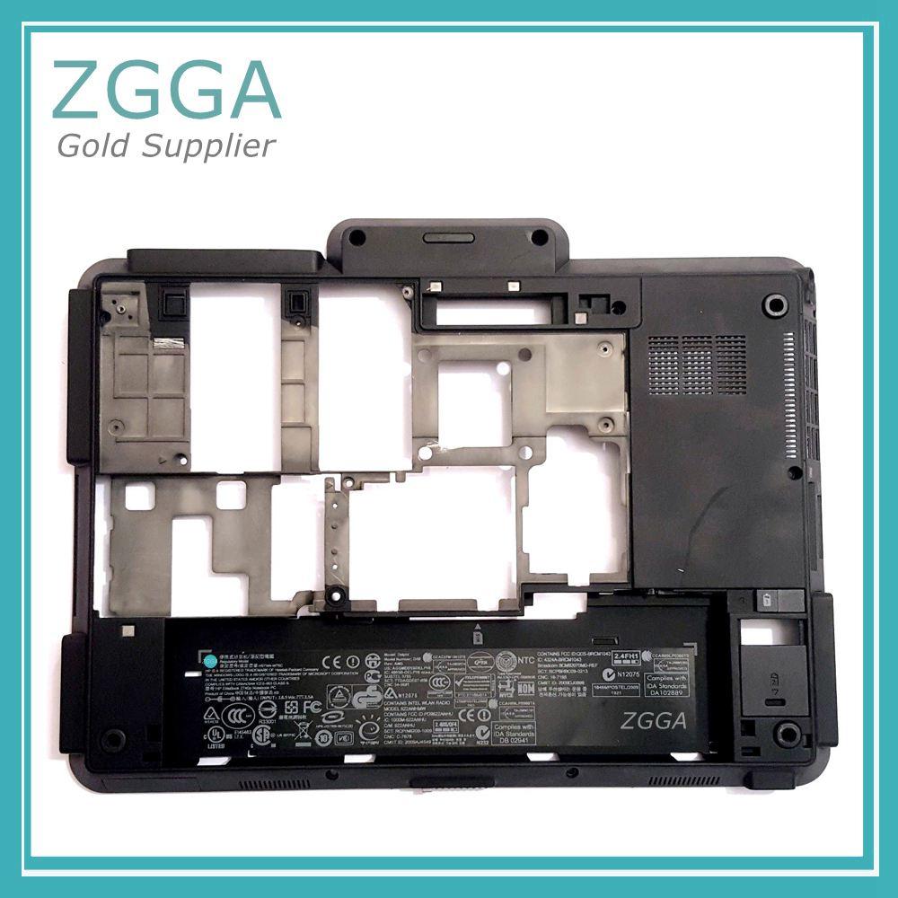 Original NEW Laptop Bottom Cover Door Base Case 611561-001 For HP EliteBook 2740p 2740 KSB0405HB-9F73 DC5V 0.44A CPU Cooling Fan