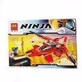 Кея пламя истребитель бела фантом ниндзя-серии 10219 детей блоков собраны игрушки бесплатная доставка подарок