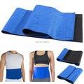 Novo Tamanho Livre Ajustável Trimmer Cinto de Emagrecimento Sauna Cinto Queimador Barriga Body Fitness Envoltório Celulite Shaper Para Mulheres Dos Homens