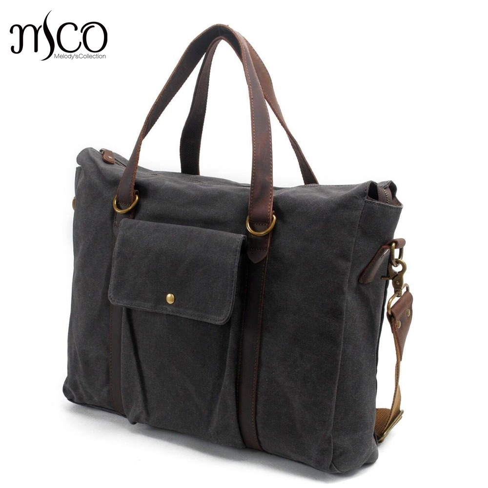 NEW Canvas Men Handbag Satchel Casual Bag Vintage Military Style Travel Male Messenger Bag Briefcase Business Laptop Bag 15 inch vintage crossbody bag military canvas shoulder bags men messenger bag men casual handbag tote business briefcase for computer