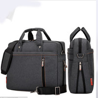 Shockproof Airbag Waterproof Laptop Bag 17 15 14 13 Inch Big Size Computer Bag Bags Case