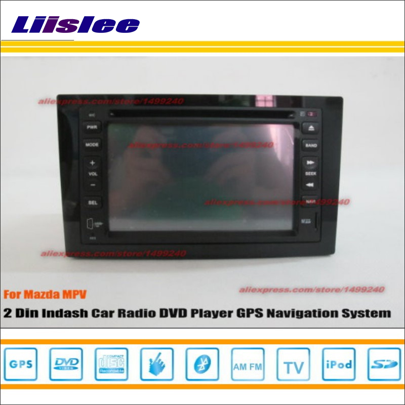 Liislee For Mazda Mpv 19972010 Radio Cd Dvd Player Gps Map Nav Navi Rhaliexpress: Mazda Mpv Radio Not Working At Gmaili.net