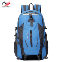 2018 New Travel Duffle Waterproof Oxford Large Capacity Organizer Backpack Soft Rucksack Mountaineering Bag Men's Travel Bags