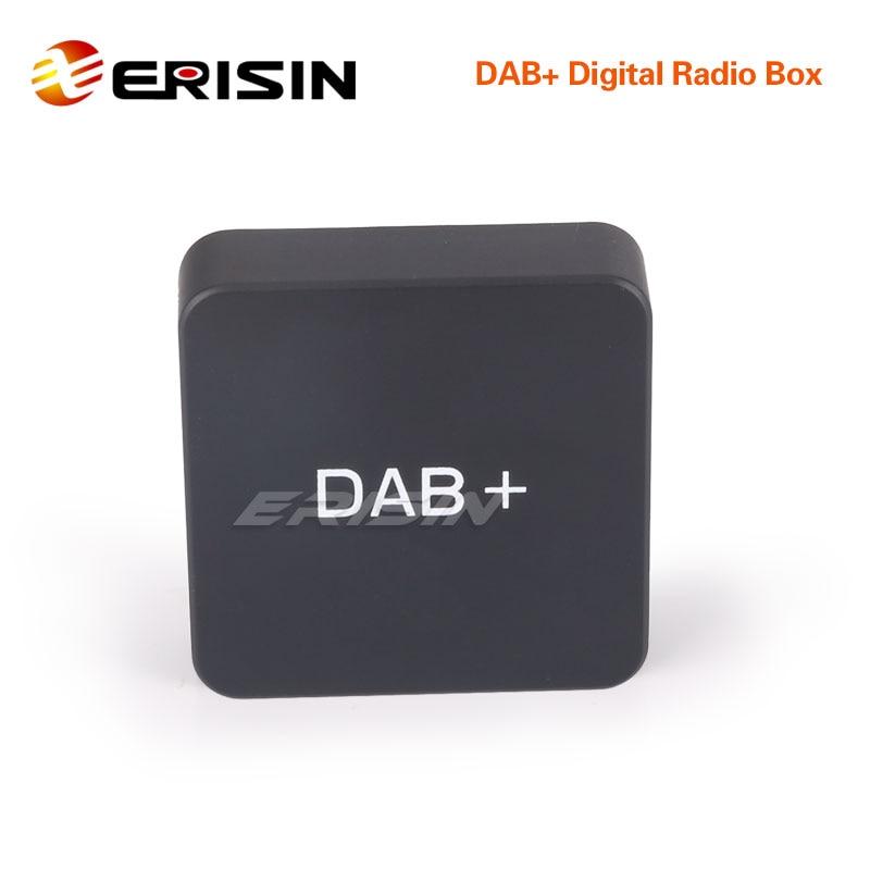 DAB SMB Car Digital Active Antenna for Radio TV Receiver Box
