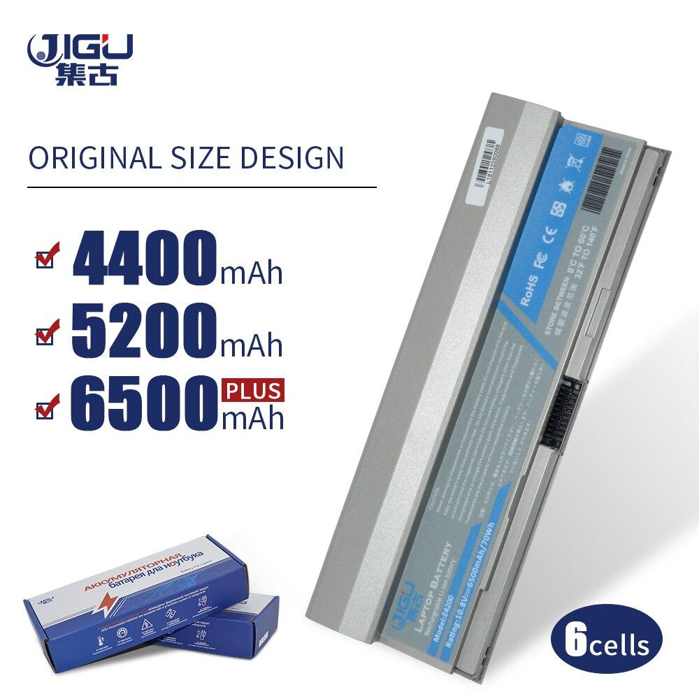 JIGU Battery For Dell Latitude E4200 00009 312-0864 451-10644 453-10069 F586J R331H R640C R841C W346C X784C Y082C Y084C Y085C