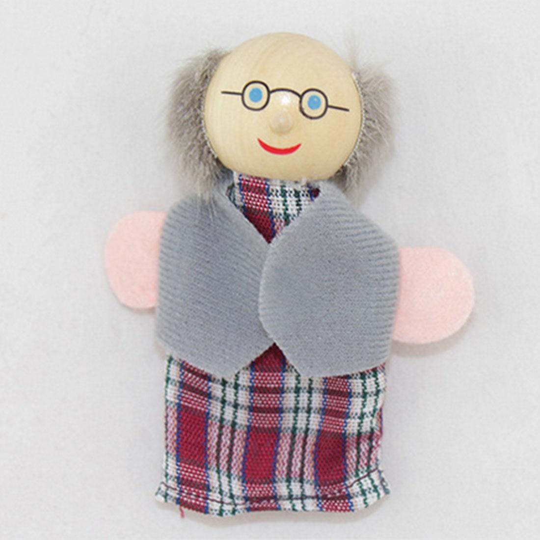 Surwish-6PCSSet-Family-Finger-Puppets-Storytelling-Doll-Kids-Children-Baby-Educational-Toys-5