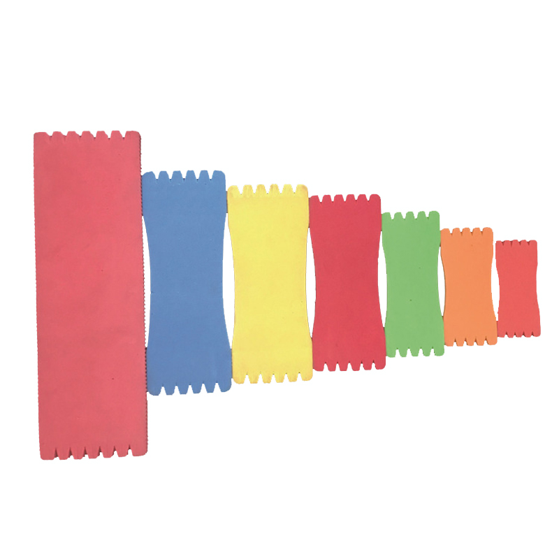 5pcs Foam Fish Winding Storage Boards Line Fishing Lure Trace Wire Holders Carps Crucian Plate Hook EVA Fishing Tackle