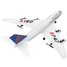 WLtoys Rc Fixed-wing Xk A150 Airbus B747 Model Plane Epp 2.4g Rc Airplane Aircraft Short Charging Time Rtf Glider Toys For Kids
