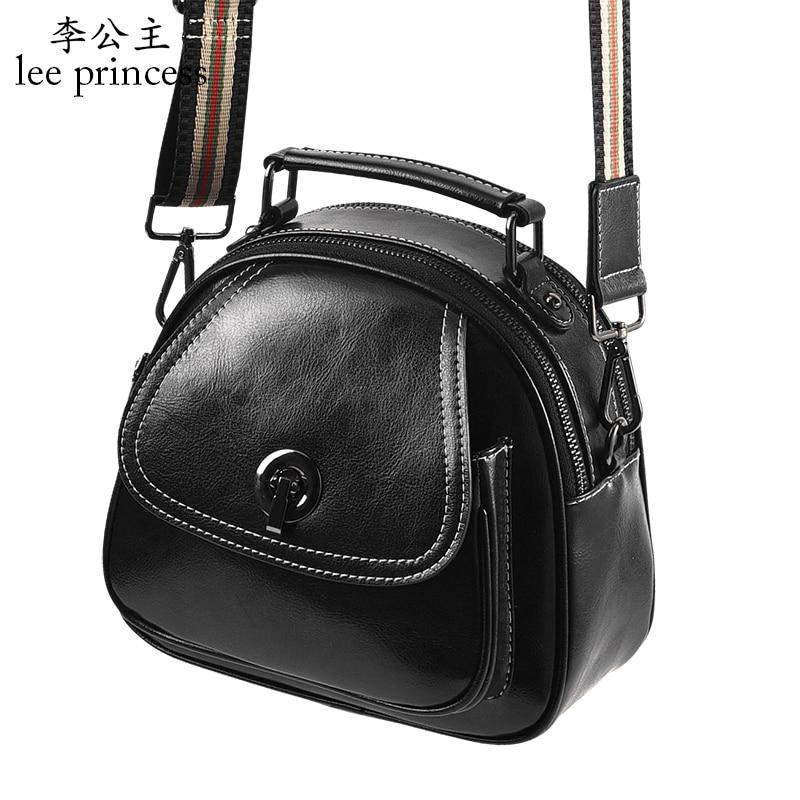 Lee Princess Bag For Women Luxury Handbags High Quality Large Capacity Multifunction Crossbody Bags For Girl