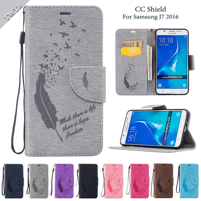 sneakers for cheap 28939 93639 US $4.3 8% OFF|Flip Case for Samsung Galaxy J76 J710FN SM J710FN J710FN/DS  SM J710FN/DS Leather Cover for Samsung J7 J 7 2016 710 J710f Case-in Flip  ...
