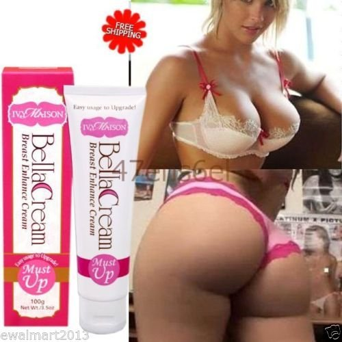 Japan 100gram 3Cup Size Must Up Breast & Butt Enlargment Cream Pueraria Mirifica By BellaCream