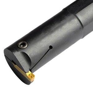 """Image 2 - Инструмент для обработки канавок oyu MGIVR MGMN200, инструмент для нарезки канавок, держатель для токарного инструмента для отверстий, 1,5/2/3 мм, с функцией """"arbora Groove"""""""
