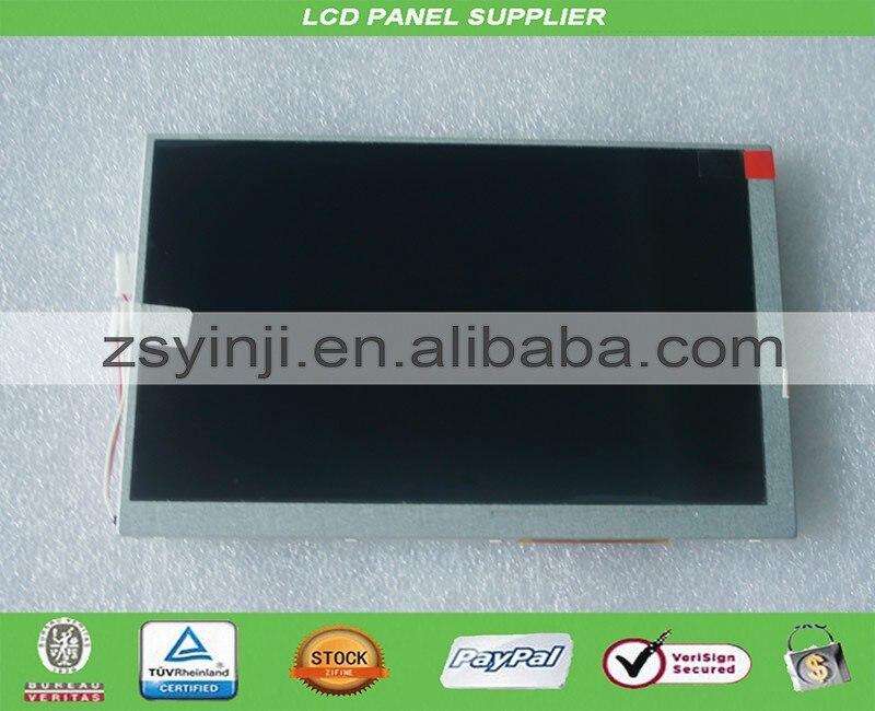 7'' 800*480 tft-lcd display LW700AT9309