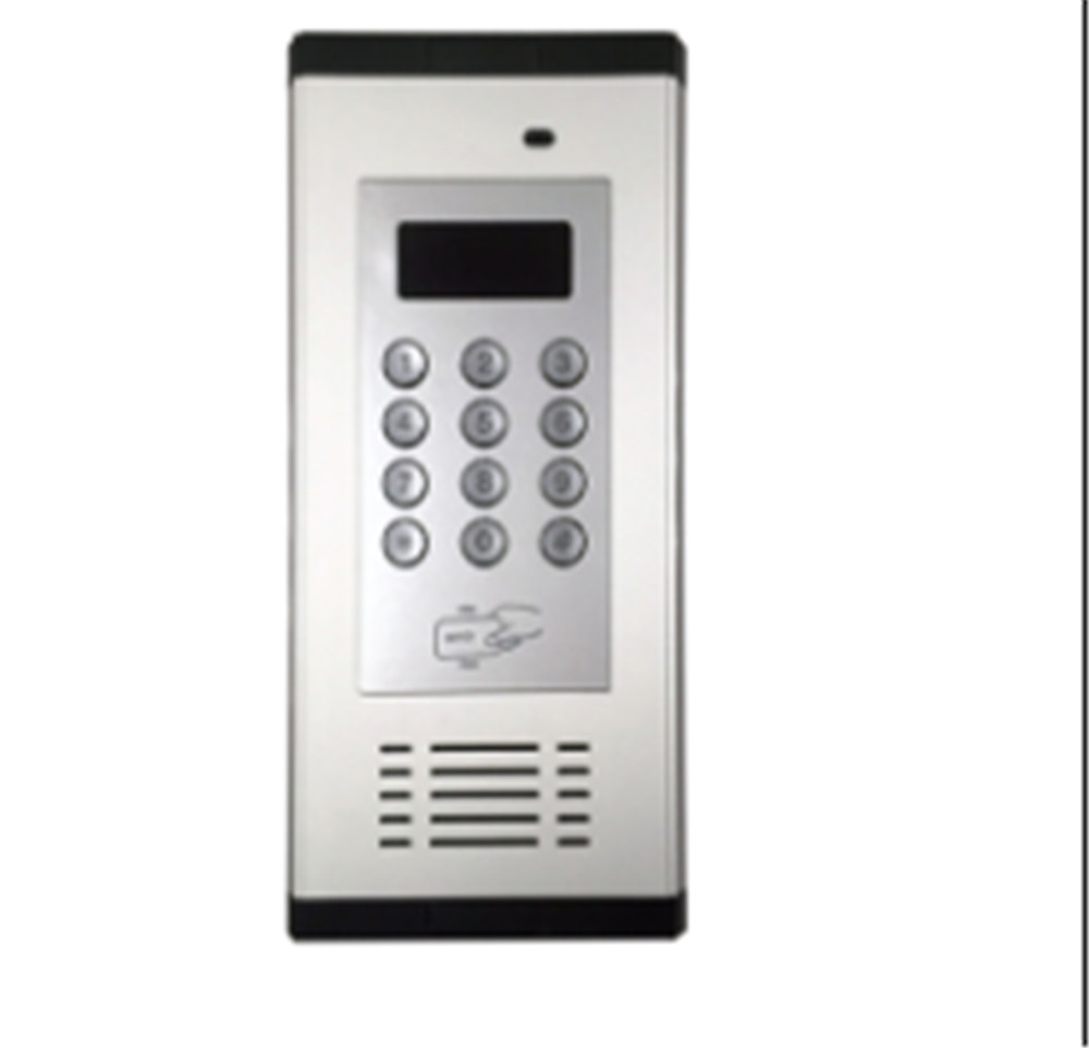 K6 Gsm Door And Gate Intercom Keypad And Remote Opening the ivory white european super suction wall mounted gate unique smoke door