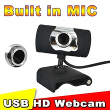 2016 USB 2.0 30 mega HD Webcam Camera Digital Video Webcamera with Microphone MIC for Computer PC Laptop NotebooK