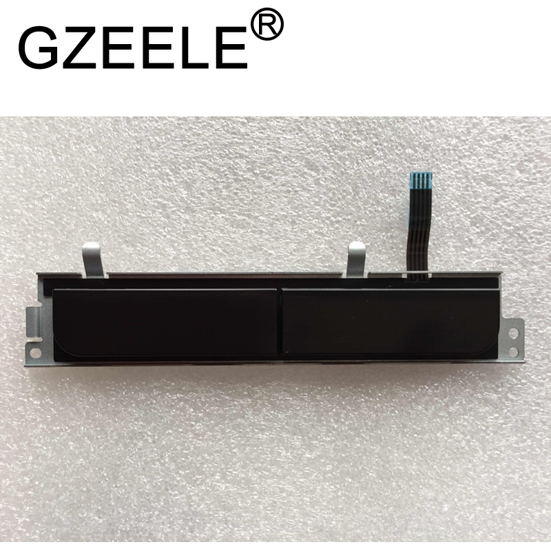 GZEELE new for <font><b>Dell</b></font> Inspiron <font><b>N5110</b></font> Laptop Mouse Click Buttons - DRHPC 0DRHPC Laptop Touchpad Button Board Laptop Touchpad Button image