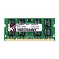 Kingston memoria para DDR2 800 DDR2 4GB 2GB portátil ddr2 RAM de 4GB = 2 uds * 2G PC2-6400S 1,8 V