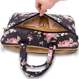 Image 3 - 12/13/14/15 6 นิ้วกันน้ำแล็ปท็อปไหล่ Messenger กระเป๋าสำหรับ 14 นิ้ว 15.6 นิ้วแล็ปท็อปและ MacBook 15 กรณีแล็ปท็อป