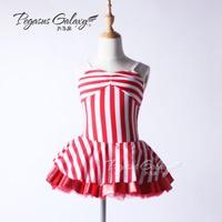 Sequins Sloping Romantic Ballet Tutu Skirt Dancewear Kids Classical Ballet Costume Children Ballet Dress Girls Ballerina Clothes