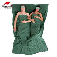 Cotton Sleeping Bag Liner Spring And Autumn Camping Equipment Double Sleeping Bag Ultralight Portable Bags