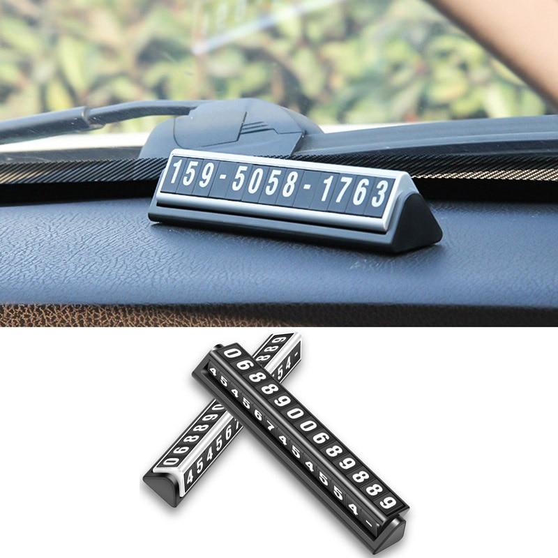Temporary Car Parking Card for Renault Megane 2 3 Duster Logan Captur Clio Scenic 2 Clio 4 Laguna 2 1 Trafic Fluence Kangoo Aux renault clio iii в москве