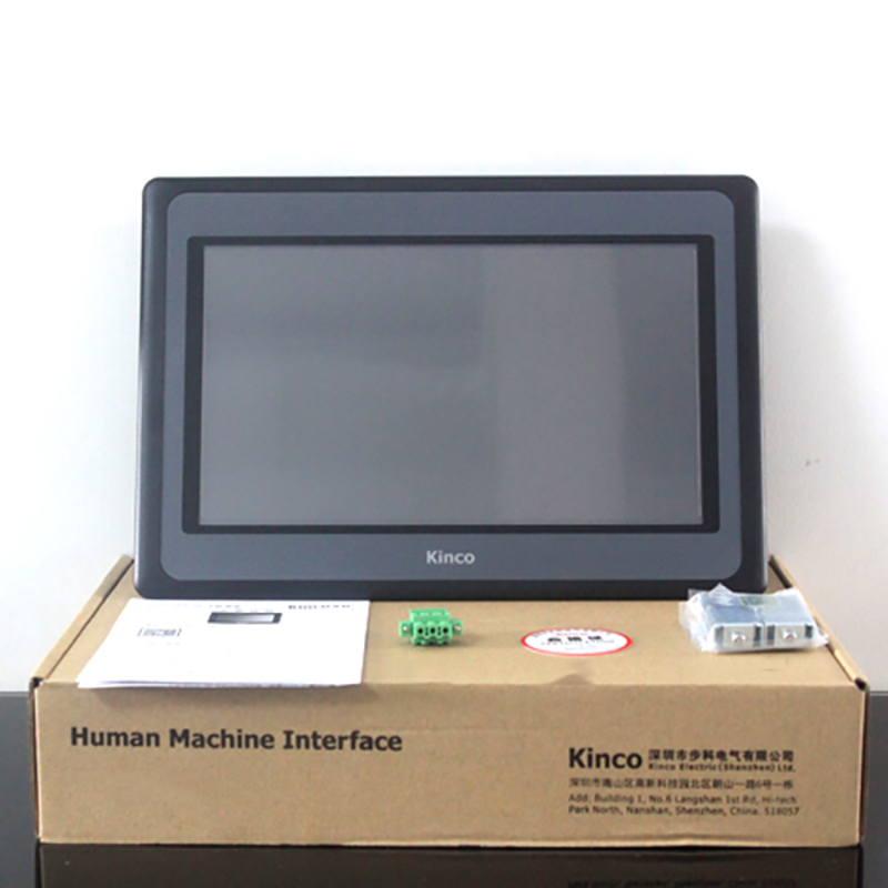 Human machine Interface MT4532TE Kinco HMI Touch Screen 10.1 inch 1024*600 Ethernet 1 USB Host Y цена