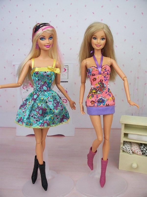Half Transparen Doll Waist Stand Show Holder For 1/6 dolls Barbie Doll M H Equipment BBI00194