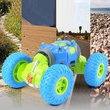 New 2.4GHZ 4WD RC Climb Double Sided Deformation Bionic Cervical Vehicle