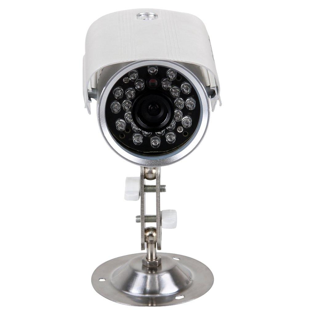 MOOL Wasserdichte Outdoor CCTV video überwachung kamera Video DVR nachtsicht aufnahme auf mini SD karte recorder Externe DV