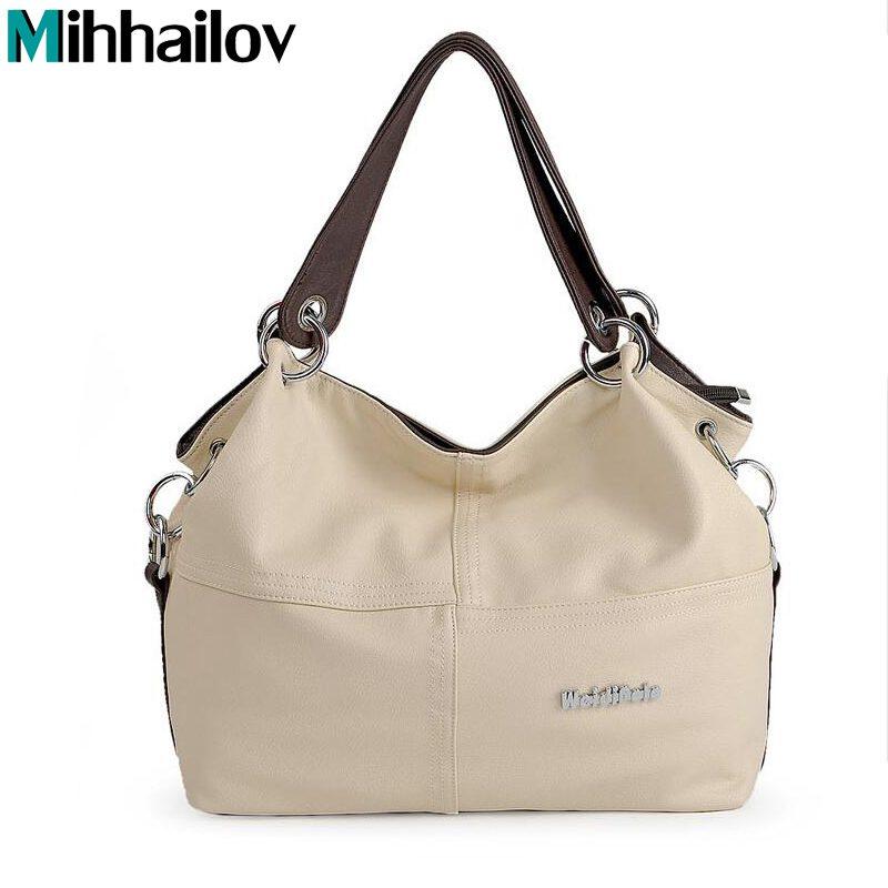 2019 New Fashion Women's Bag Shoulder Bag Women Leather Handbags Women Large Bag Crossbody Bag Bolsa Women's Handbags  XS-430