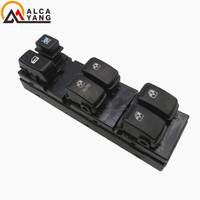 Car Styling Electric Power Window Lifter Master Control Switch For 04 10 Hyundai Tucson 93570 2E000