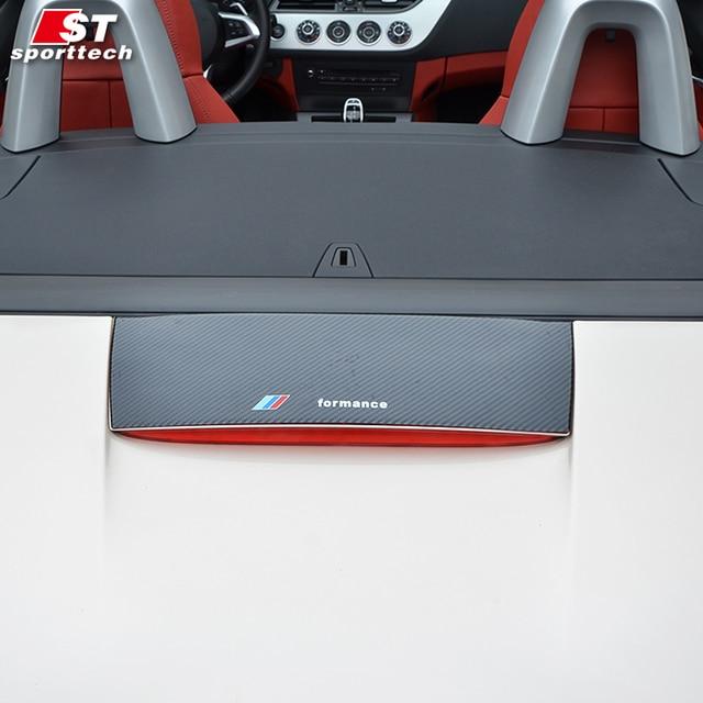 Bmw Z4 Boot: High Brake Light 3D Stickers Designed For BMW Z4 E89