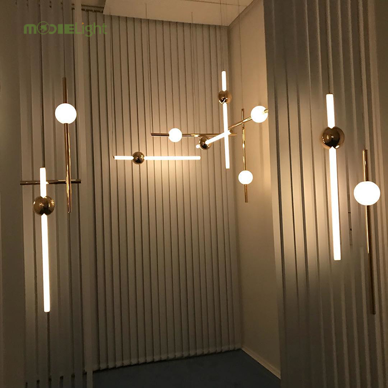 Us 214 45 49 Off Mooielight Collection Led Orion Light Chic Lighting Pendant Lights Hang Lamp For Living Room Bedroom Home In