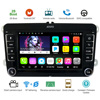 ATOTO A6 Android Car GPS Navigation Stereo/for Selected VW Volkswagen&Skoda/2*Bluetooth/Premium A6YVW710PB/Auto Multimedia Radio