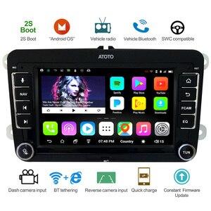 ATOTO A6 Android Car GPS Navig