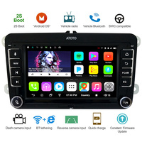 Atoto A6 android автомобильный gps навигации стерео/для Фольксваген и Skoda/2 * Bluetooth/Premium A6YVW710PB/Авто Мультимедиа Радио