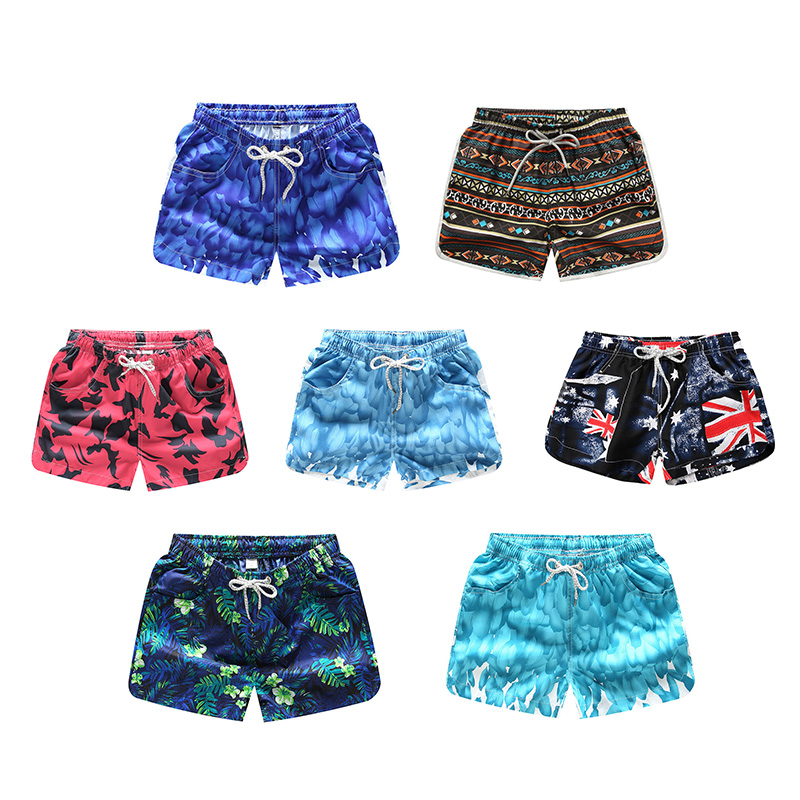 Casual <font><b>Men's</b></font> Beach Pants Swimming <font><b>Shorts</b></font> Quick Dry Running <font><b>Sports</b></font> Trunks <font><b>Women</b></font> Swimsuits Surfing <font><b>Shorts</b></font> for <font><b>Men</b></font> and <font><b>Women</b></font> image